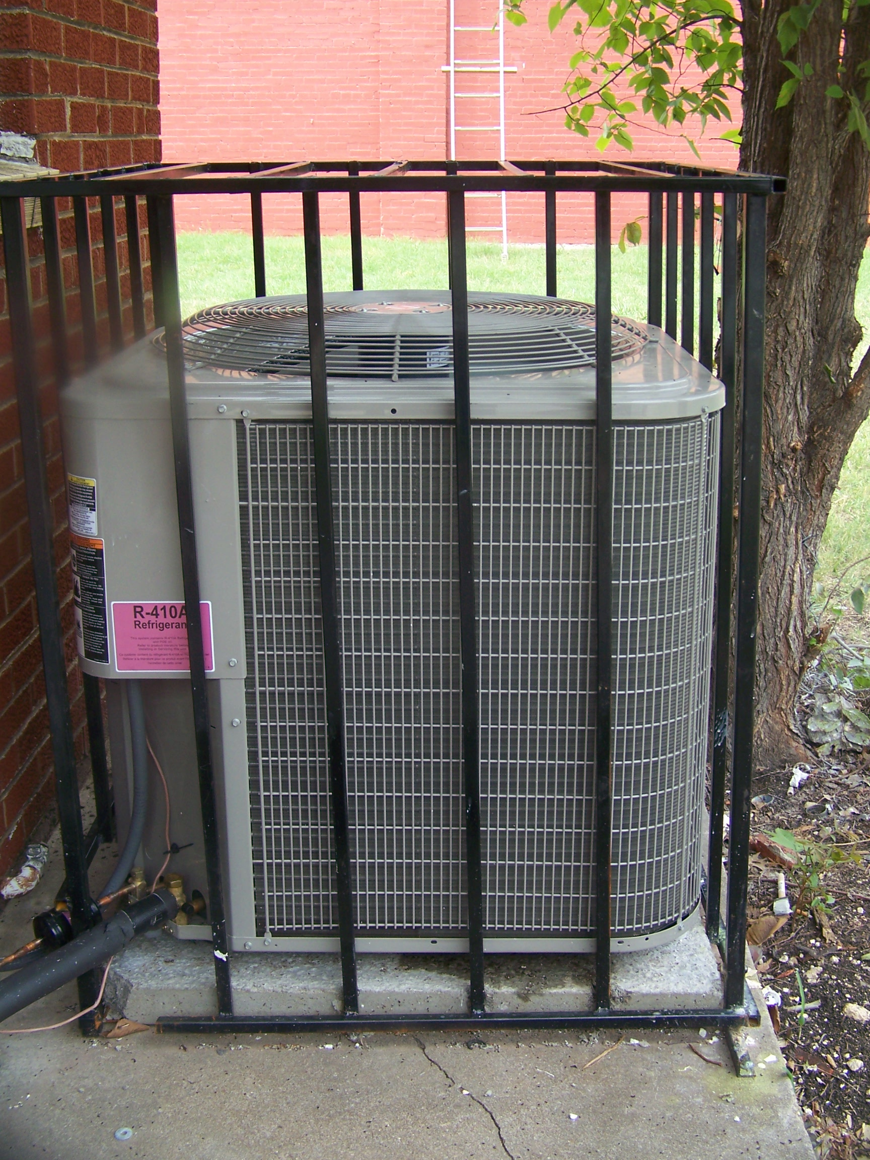 Air Conditioner A C Cage All Star A C Armor Protection