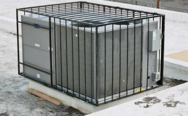 A C Cage Air Conditioner All Star A C Armor Protection